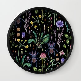 Midsummer Night's Dream Wall Clock