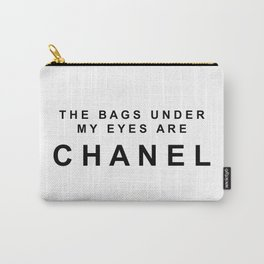 Designer eye bags Carry-All Pouch