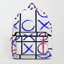 Tic Tac Toe Group Backpack
