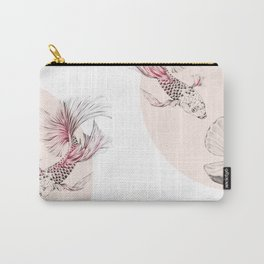 Pearl and Tear Carry-All Pouch