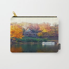 House on the Lake Carry-All Pouch