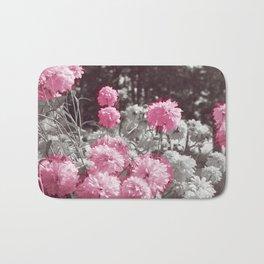 Pink Dahlias (2)  Bath Mat