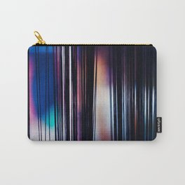 Boho Barcode Carry-All Pouch