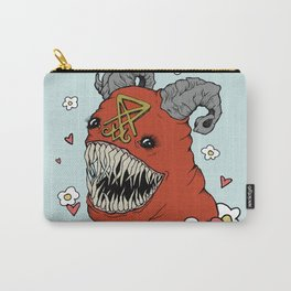 Lovey Devil Carry-All Pouch