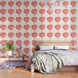 LOVE in the air Wallpaper