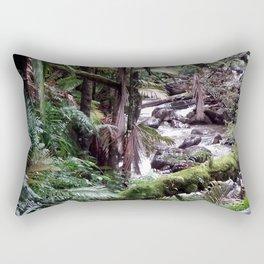 Tropical Forest 09 Rectangular Pillow