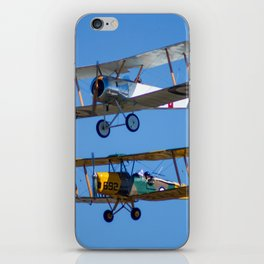 Tiger Moths iPhone Skin