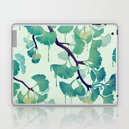 O Ginkgo (in Green) Laptop & iPad Skin