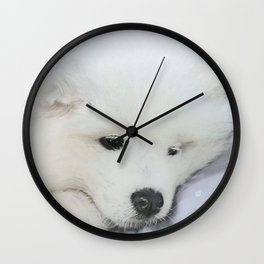 """ Treasured "" Wall Clock"