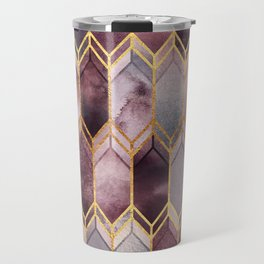 Dreamy Stained Glass 1 Travel Mug