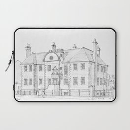 Mansion House Laptop Sleeve