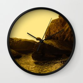 I am from Another Planet Wall Clock