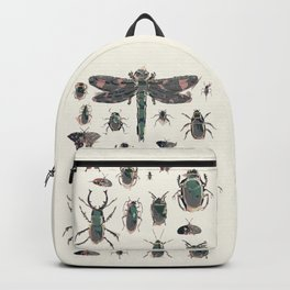 Collection of Insects Backpack