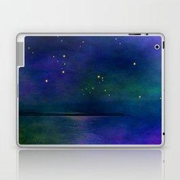 Winter lights Laptop & iPad Skin