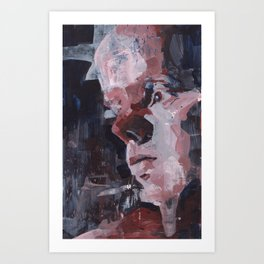 The Empty Art Print