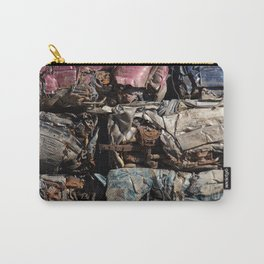 Junk or Art 2 Carry-All Pouch