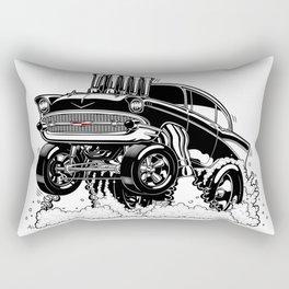 57 Gasser REV-3 BLACK Rectangular Pillow