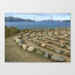 Lands end San Francisco Canvas Print