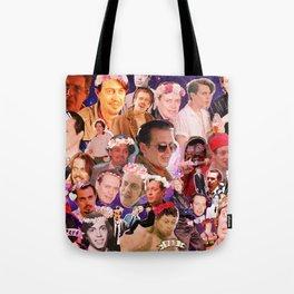 Buscemi Collage Tote Bag