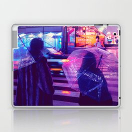 Tokyo Nights / The Crossing / Liam Wong Laptop & iPad Skin