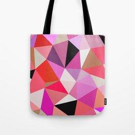 Lipstick Tris Tote Bag