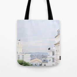 Urban landscape from Paris Tote Bag