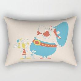 Asterix Rectangular Pillow