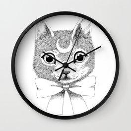 L U N A  Wall Clock