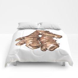 Ginger Comforters