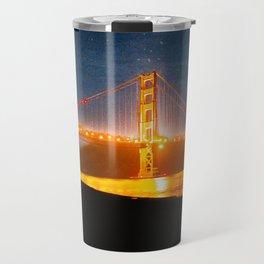 Golden Gate Dreams Travel Mug