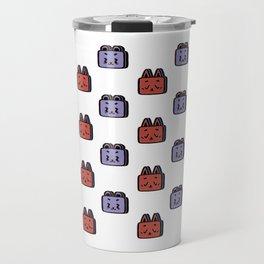 Animals Pattern Travel Mug