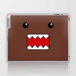 Domo Kun - Brown Japanese Monster Laptop & iPad Skin