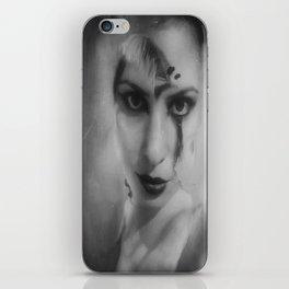 """dark delight"" iPhone Skin"