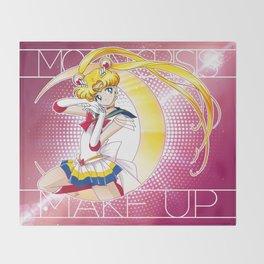 Sailor Moon Super S - Moon Crisis Make Up! Throw Blanket