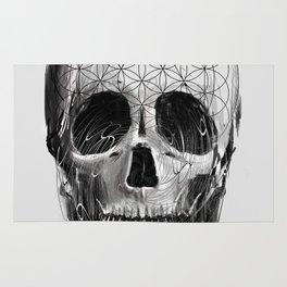 Sacred Skull Rug