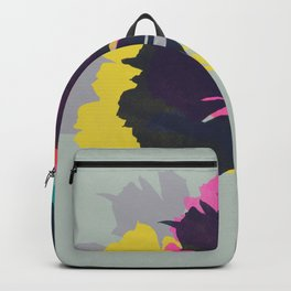 alstroemeria 6 Backpack