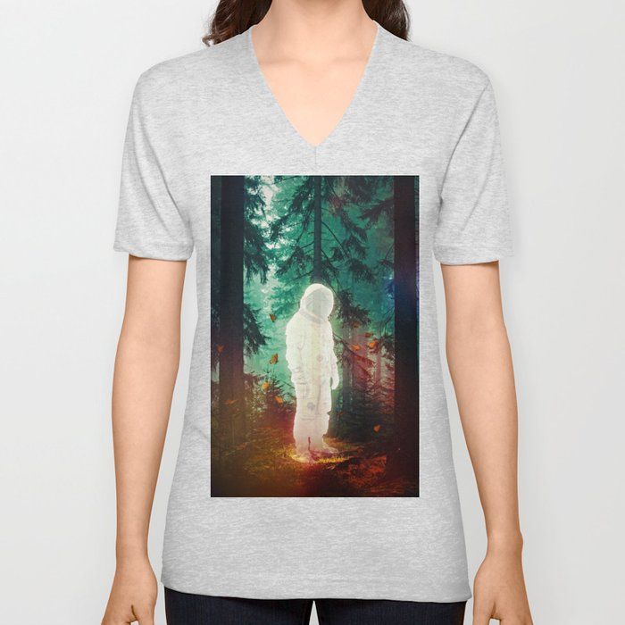 The Lost One Unisex V-Neck