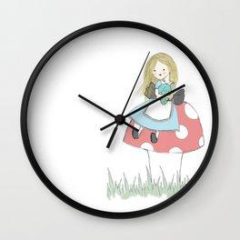 Little Alice Wall Clock
