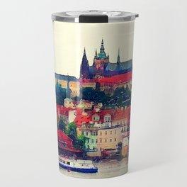 Prague Hradczany Travel Mug