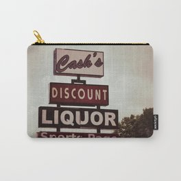 Cash's Carry-All Pouch