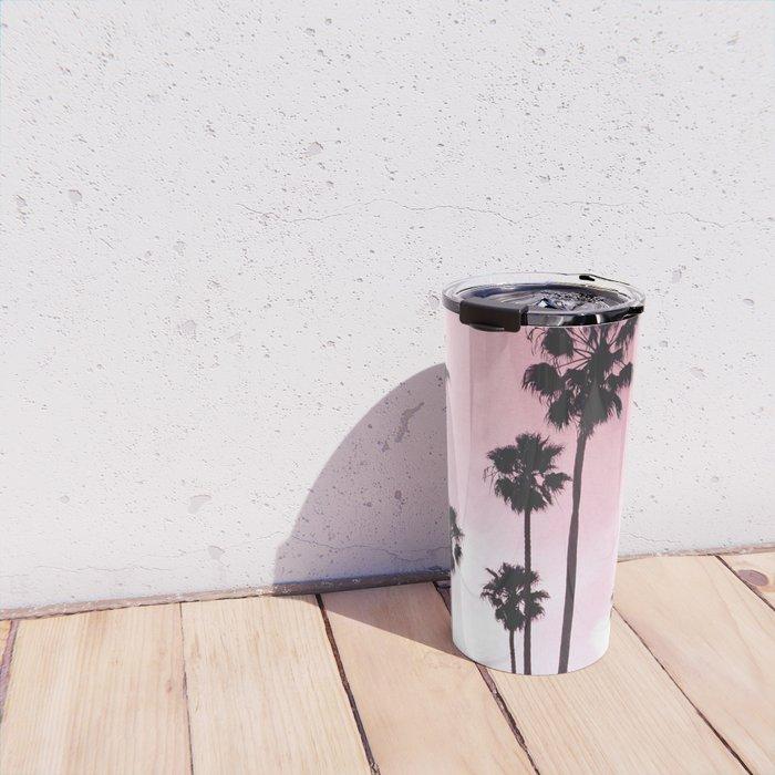 Palms & Sunset Travel Mug