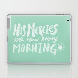 Mercy Morning x Mint Laptop & iPad Skin