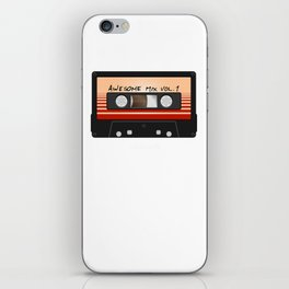 Awesome Mix Vol iPhone Skin