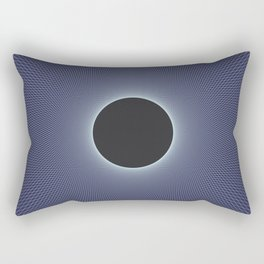 Stephen Hawking: Event Horizon Rectangular Pillow