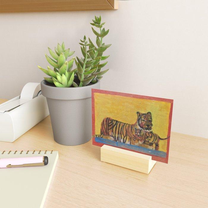 Tigers Mini Art Print