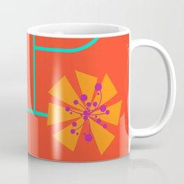 FLORESFLOR ROJO Coffee Mug
