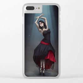 Dance Again Clear iPhone Case