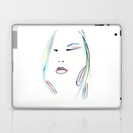 with the Shaman ~ Setting Intention Laptop & iPad Skin