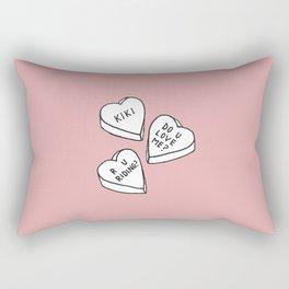 IN MY FEELINGS Rectangular Pillow