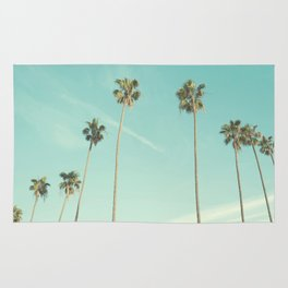 Palm Trees 2 Rug